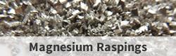 Magnesium Raspings
